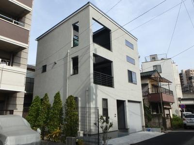 中央区神明町 K邸
