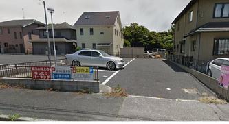 山の上駐車場