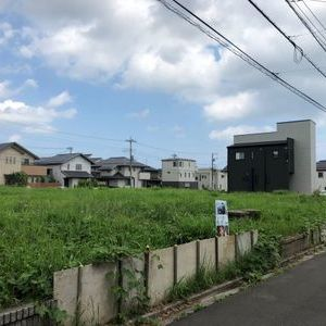 四街道市めいわ3丁目 建築条件なし売地 価格改定1,370万円→1,330万円