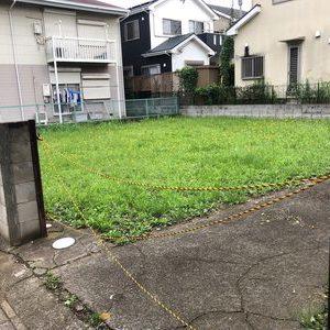 稲毛区小深町 建築条件なし売地 780万円